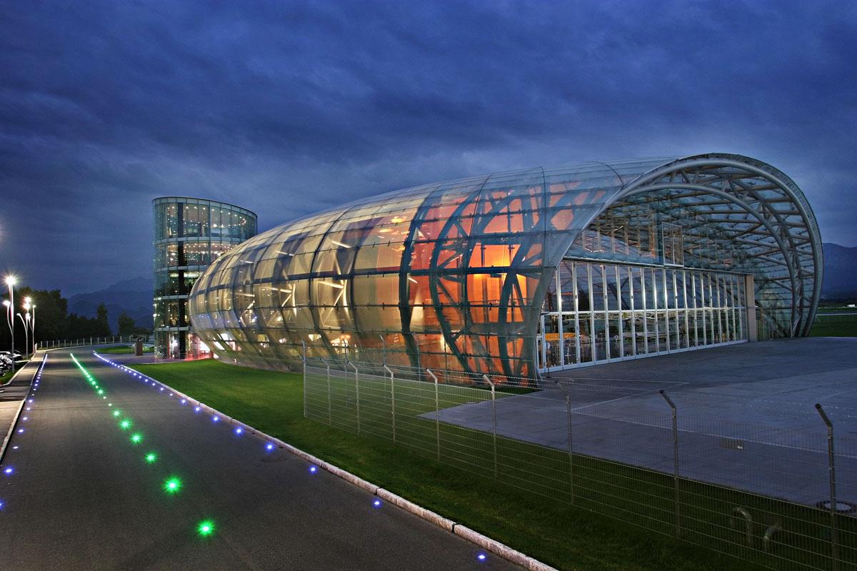 Hangar 7: Red Bull's Austrian Wing