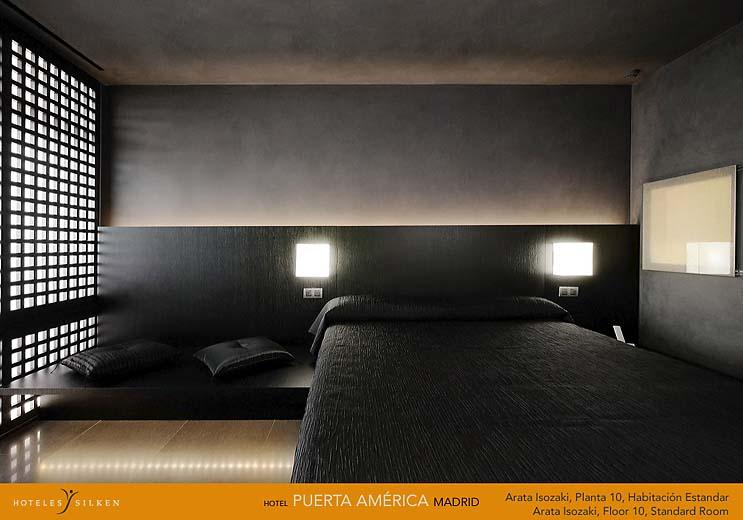 Hotel puerta america madrid spain kontaktmag for Hotel puerta america