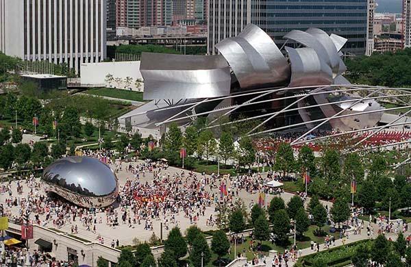 Chicago Modern Architecture chicago . . . and all that jazz - kontaktmag