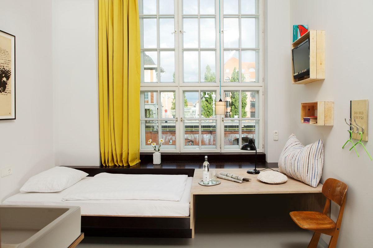 Michelberger hotel set to open in berlin - Berlin michelberger hotel ...
