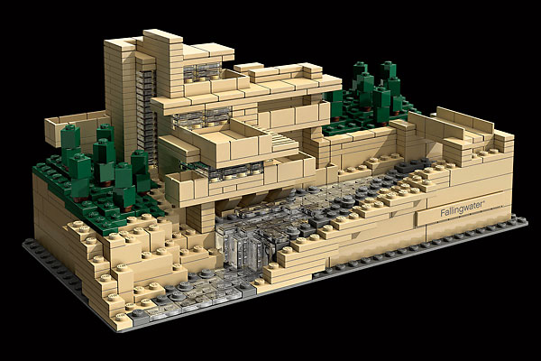 Publisher At Large Lego And Architecture
