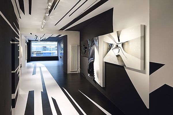 Zaha hadid and suprematism for Avant garde interior design ideas