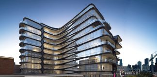 Zaha Hadid 520 West 28th Street New York City