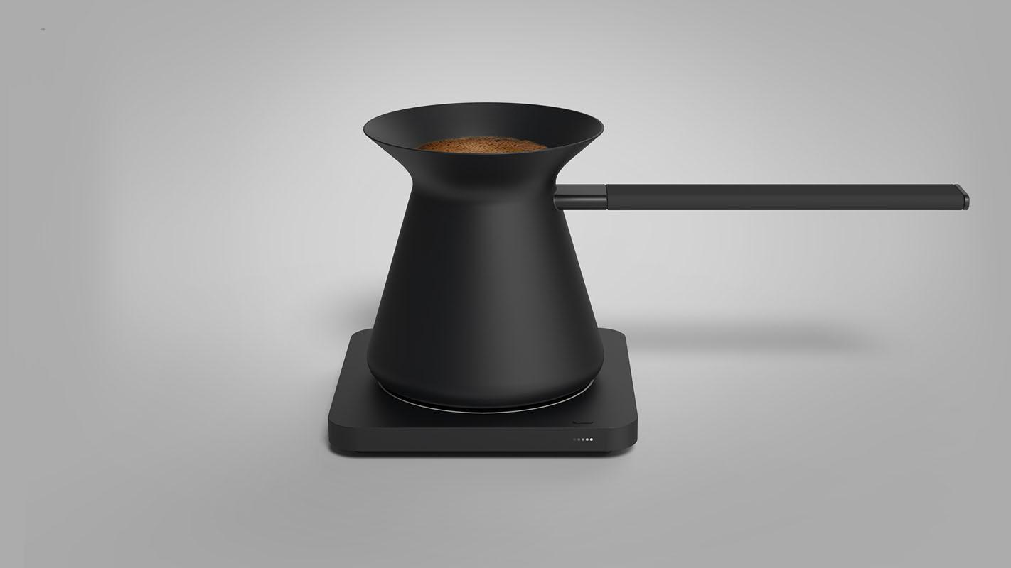 kaffa_turkish_coffee_pot industrial_design kontaktmag04 - Modern Trkis