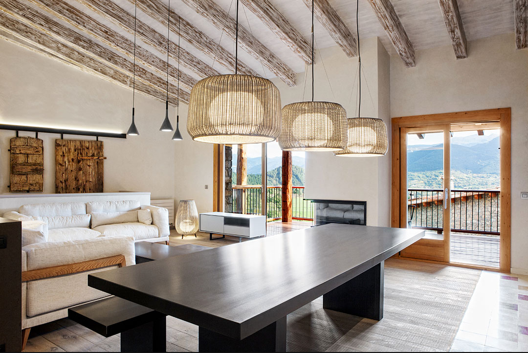 La Cerdanya Farmhouse Architecture Kontaktmag08