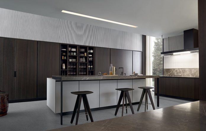 Poliform Kitchen Design. poliform varenna arthena industrial design kontaktmag15 Varenna Arthena Kitchen by Poliform  kontaktmag
