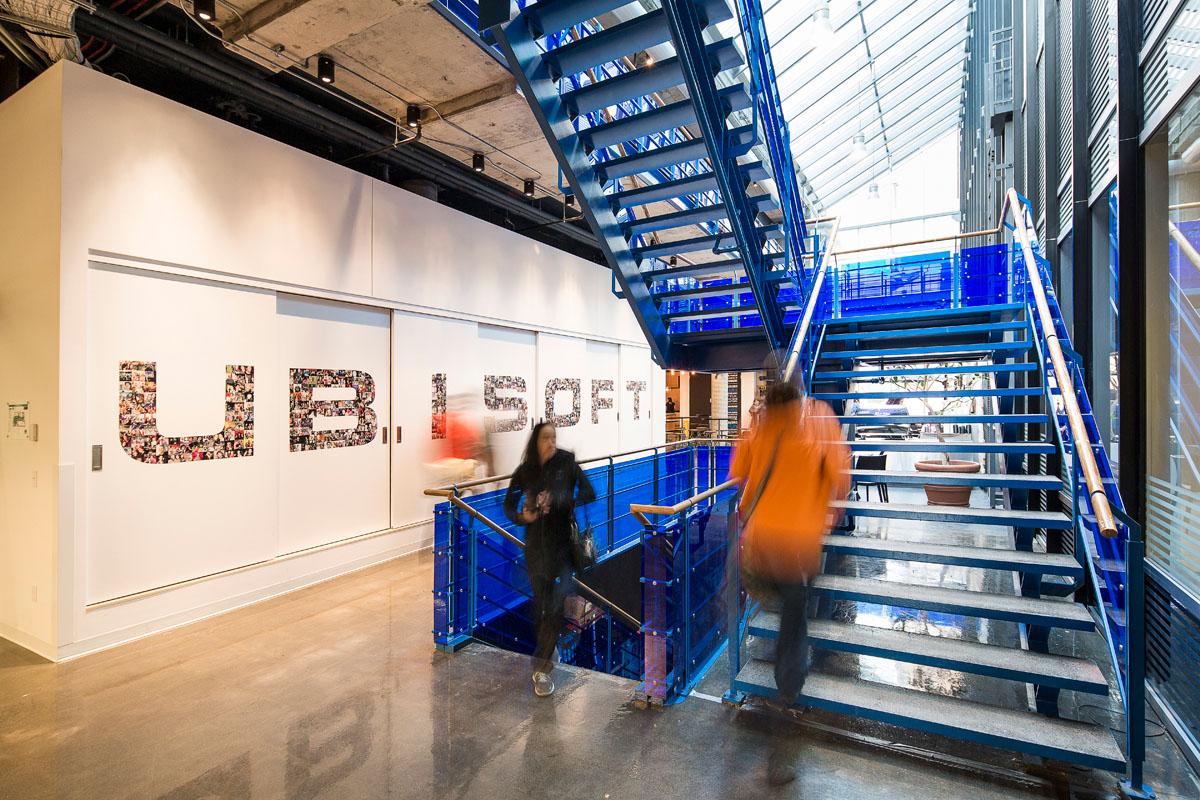 Ubisoft Quebec Interior Kontaktmag 15