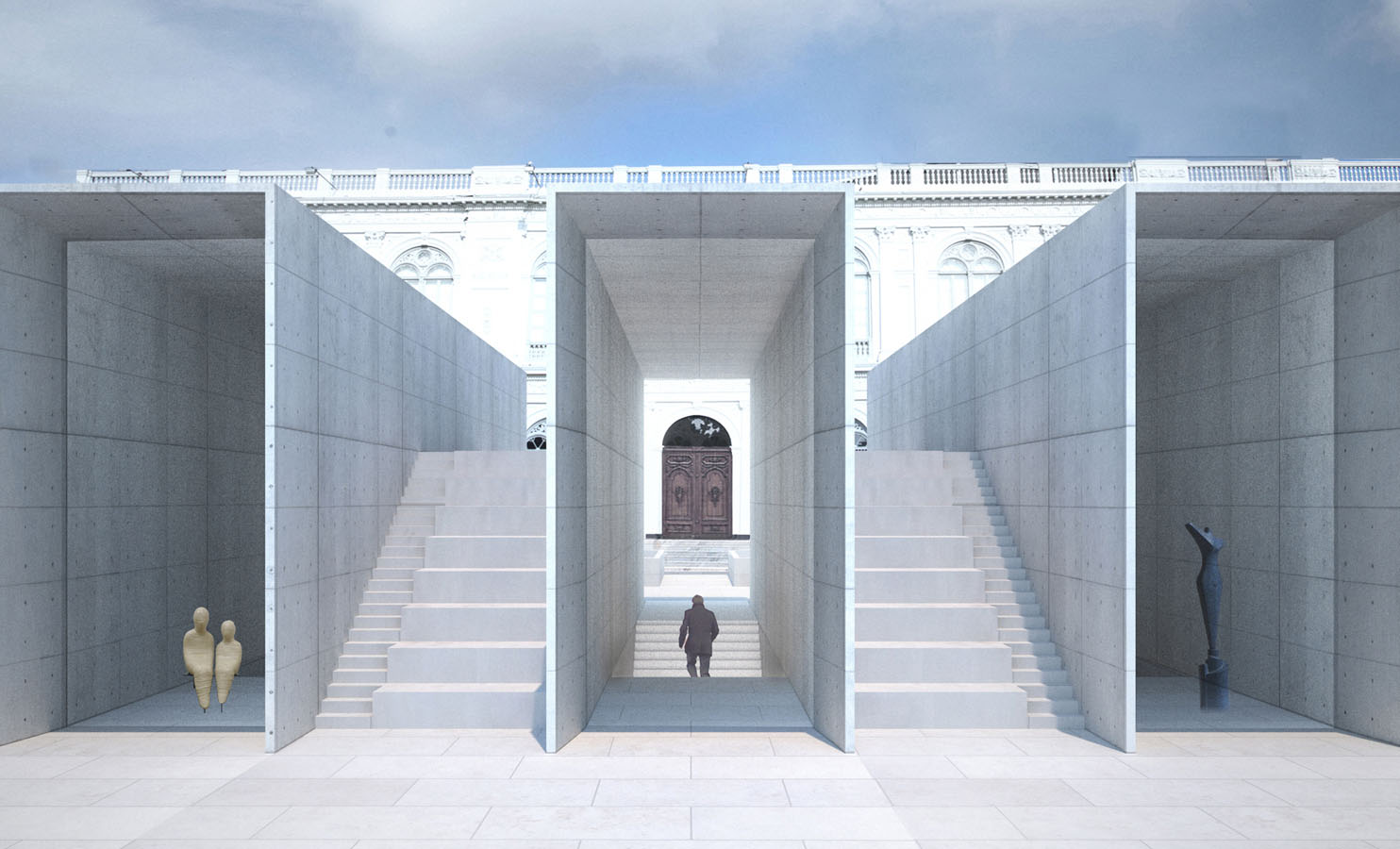 New contemporary art wing for the lima art museum kontaktmag for Www architecture